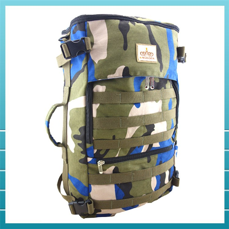 Outdoor Travel Hydration Pack Waterproof laptop Backpack with rain cover