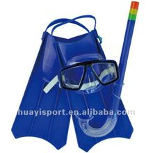 Hot sale kids diving swimming equipment gear scuba diving swimming set