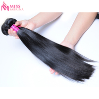 Wholesale Cheap Brazilian Hair Straight Hair weaving 100% Remy Cheap Human Hair Extensions