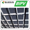Bluesun High Quality Mono PV Transparent Solar Panel for constraction