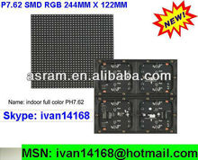 studio stage background P10 SMD 3in1 indoor led display module SMD Indoor P10 RGB LED Display Module