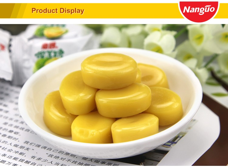 OEM candy factory Durian candy from China