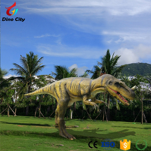 Custom Waterproof Animatronic Dinosaur 3d Model for Dino Theme Park
