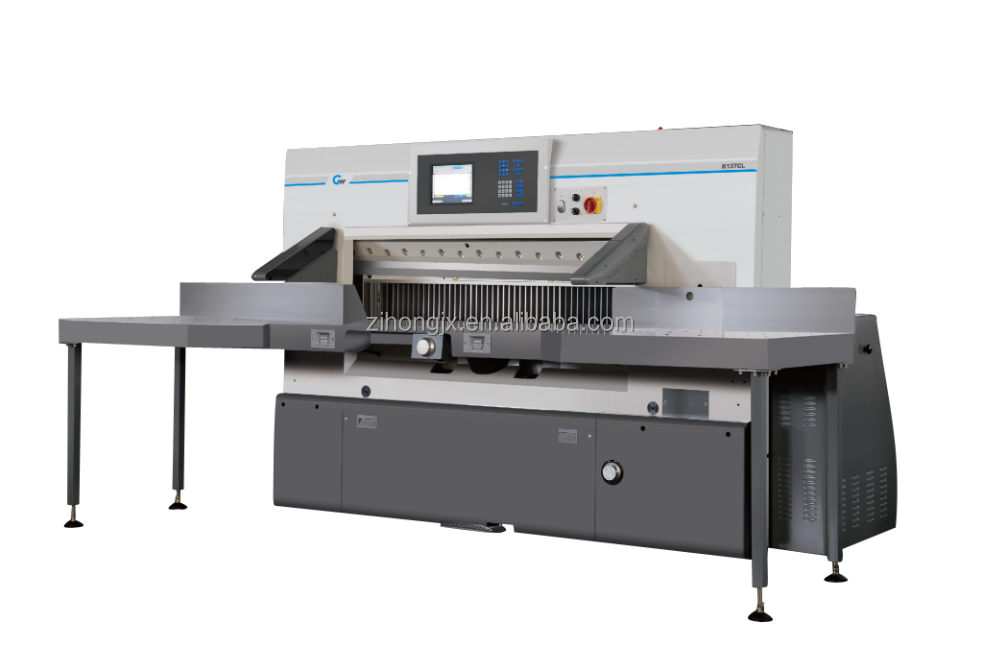 K-CL/CD SERIES Computer-control Paper Cutter Machine