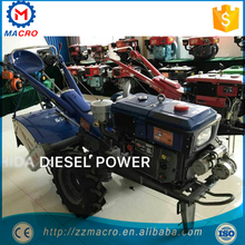 Walking Tractor With Rotary Tiller/ Rotary Cultivator For Ditching,Ploughing,Tillage Agriculture Usage- Rotary Cultivator
