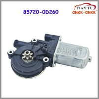 Electric Power Window Motor 85720-0D260 For TOYOTA VIOS, YARIS