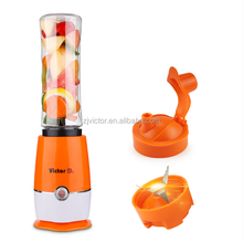 2016 hot selling small kitchen appliance mini mixer blender/fruit mixer/fruit juice blender