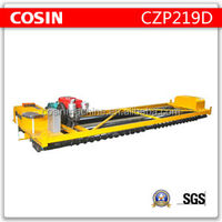 Cosin concrete slip form paver, road concrete paver, road compacting paver