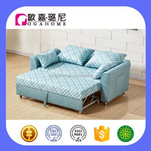 D5117 folding sofa bed leisure sleeper sofa bed furnitures