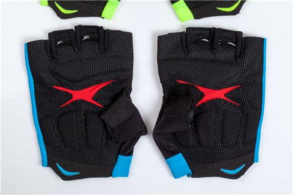 cycling gloves half gel new arrival hot selling fitness bicycle