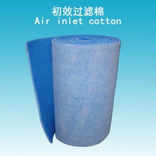 Synthetic fiber air filter media for air Purifiers (manufacturer)