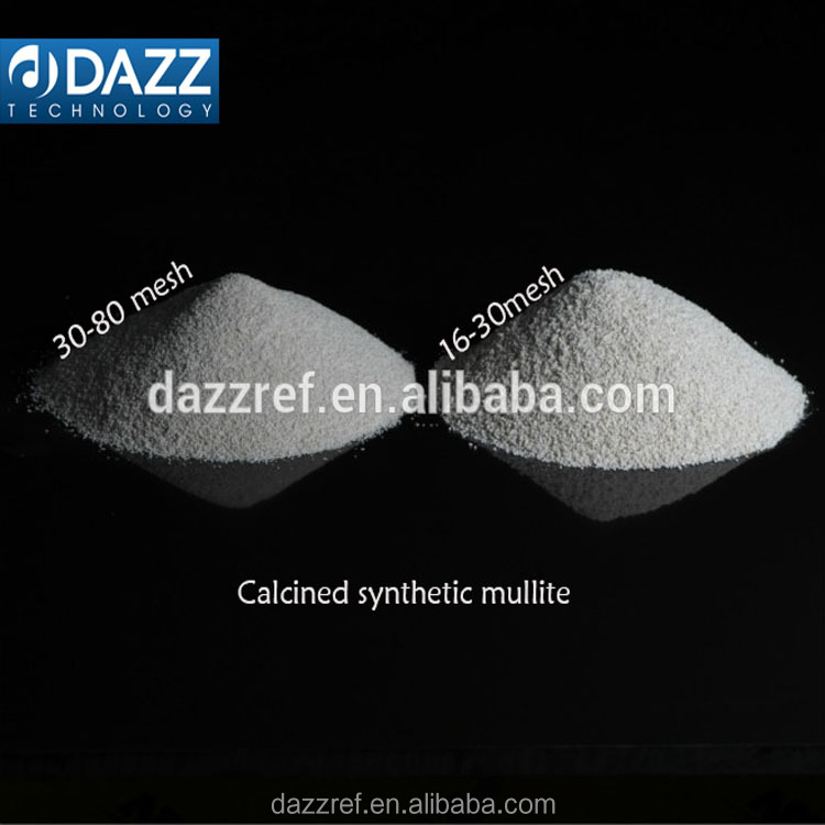 DAZZ Calcined mullite powder for investment casting industry