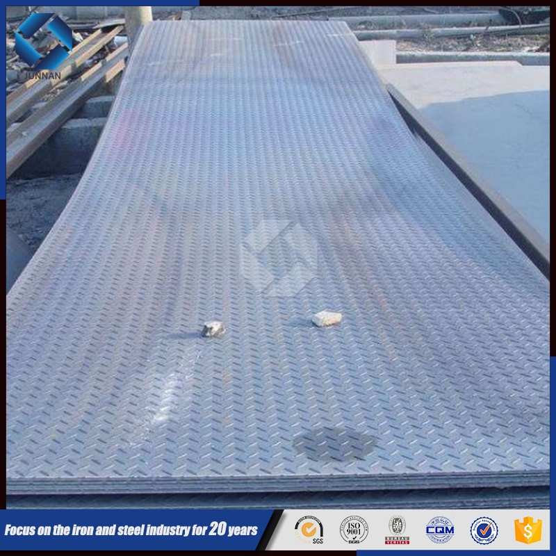 China manufacture Low cost hot selling checkered metal