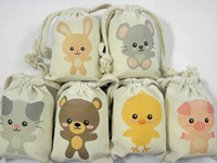 alibaba new products 100% cotton muslin pouch bags, small mini drawstring pouches, high quatity cotton drawstring bag