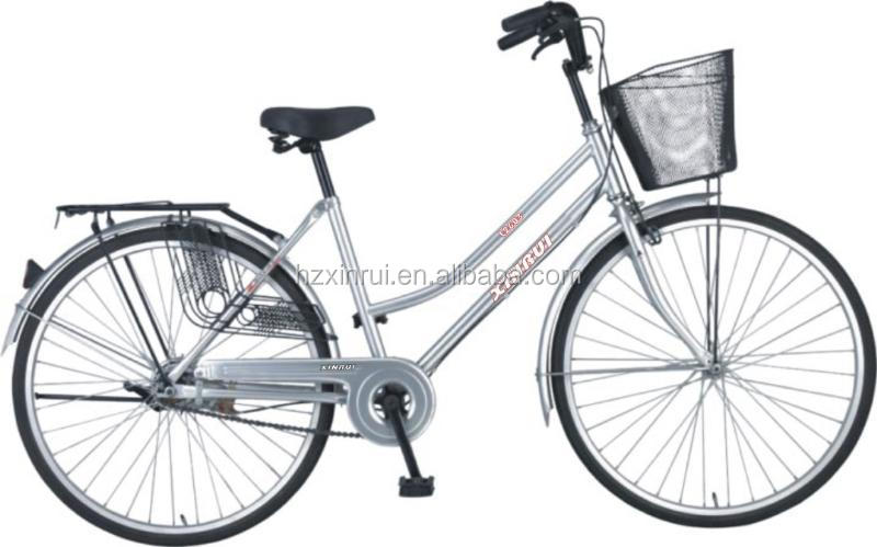 26 inch 6 Speed New Style Popular Alloy Aluminum City Bike for sale