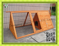 Wooden new design hot fashion style rabbit hutch/cage/house /wooden pet products XR 017