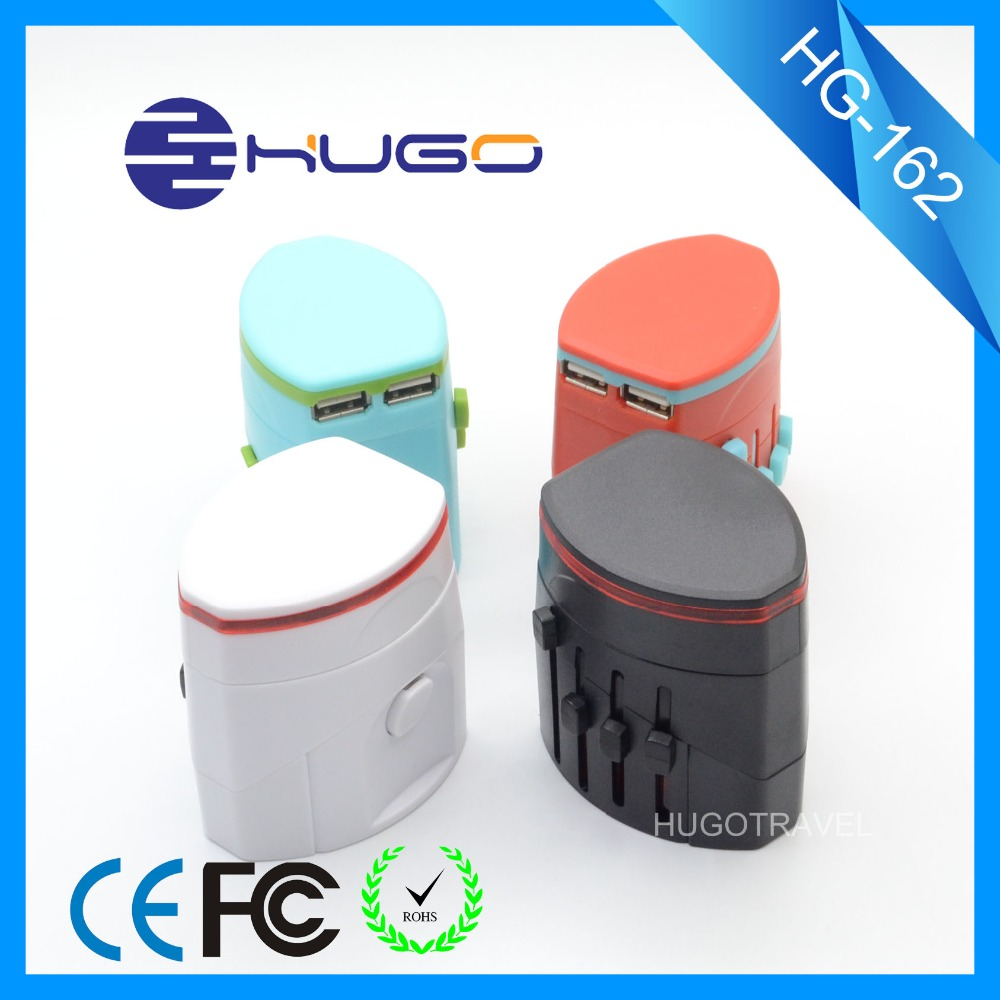 New Travel Adapter 5V 2.1A USB Wall Charger for mobile phone ac charger