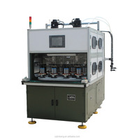 Automatic coil winding machine/table fan motor/high speed/efficient/4 stations