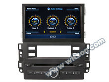 WITSON 7 inch car dvd 2 din NEW CHEVROLET CAPTIVA