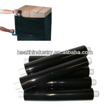 black LLDPE stretch films for packing