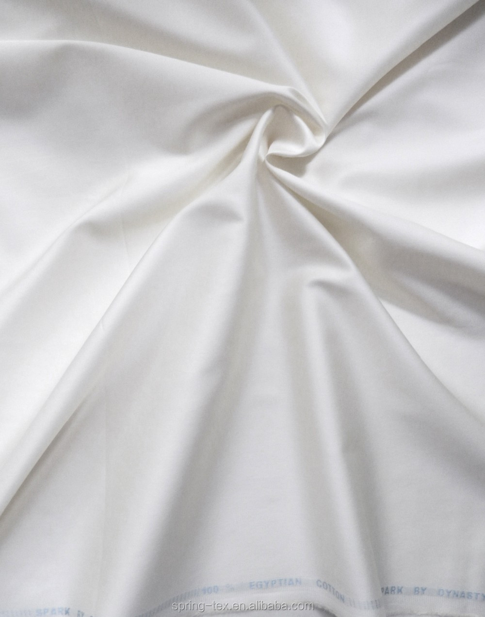 China Wholesale White 200GSM 100% Egyptian Cotton 400TC Hotel Bed Sheets