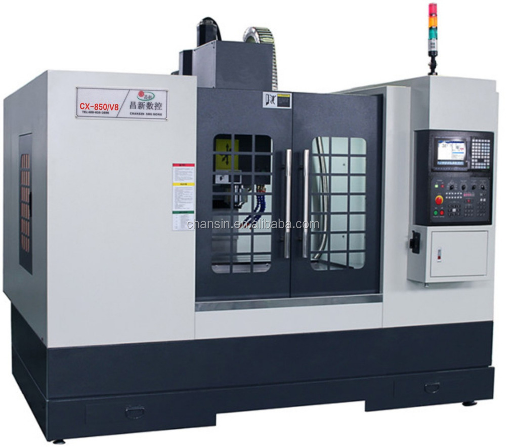 vmc850 vertical mitsubishi controller cnc milling machine cnc center machine cnc faceting machine