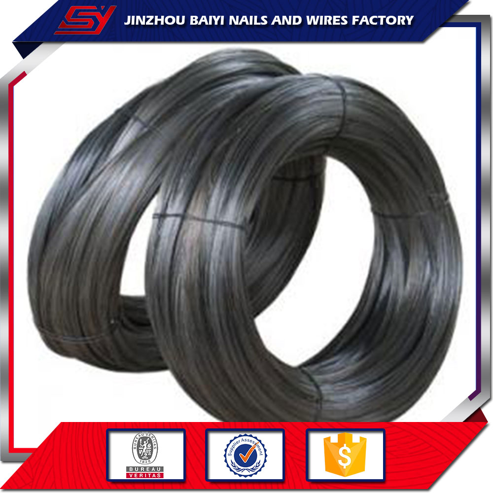Black annealed iron wire to dubai China