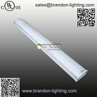 Office process mounted light fixture with CE, UL,cUL approval