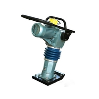 Factory lowest price high power road handheld vibrating electric tamper rammer