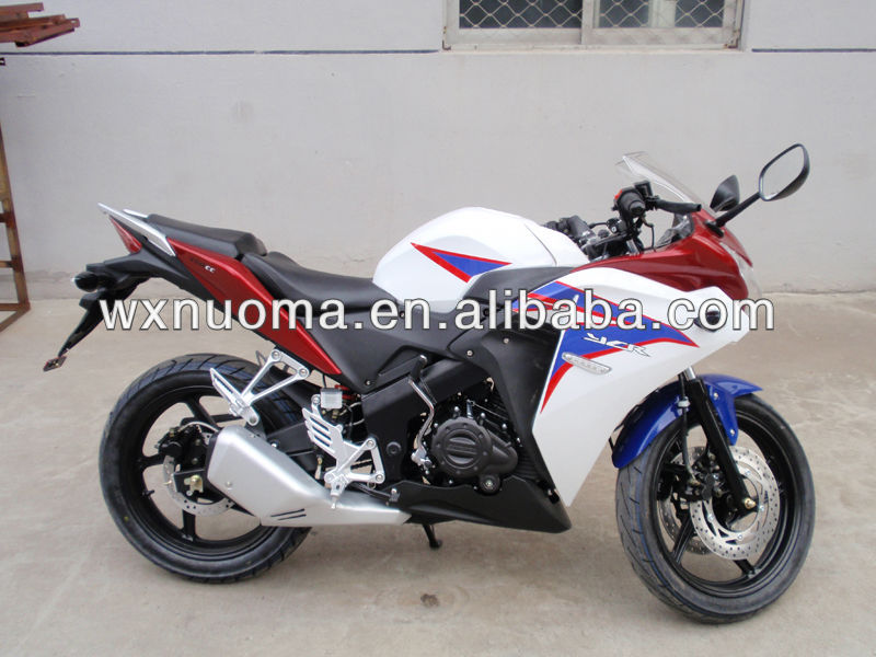 high quality amazing speed 150cc EEC racing motorcycle