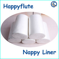 Flushable&Biodegradable Diaper Liners