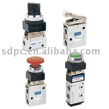 Pneumatic Part/Mechanical Valve/Pneumatic Component--MOV/JM/JMJ