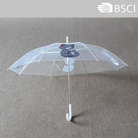 Hot sale lovely umbrella pictures for kids with POE