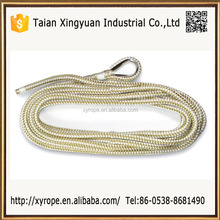 China various color nylon Marine rope /mooring rope