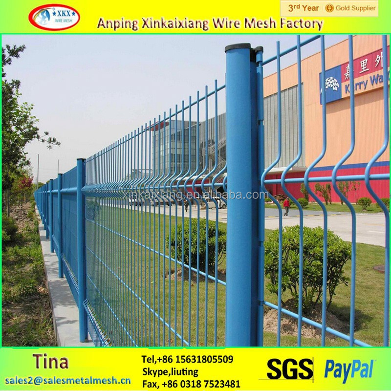 pvc coated square wire mesh, galvanized welded wire mesh panel, welded wire mesh fence
