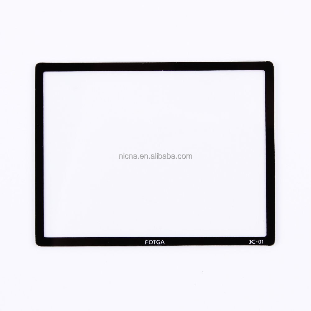 FOTGA optical glass LCD screen Protector cover for Pentax K-01 K01 DSLR camera New
