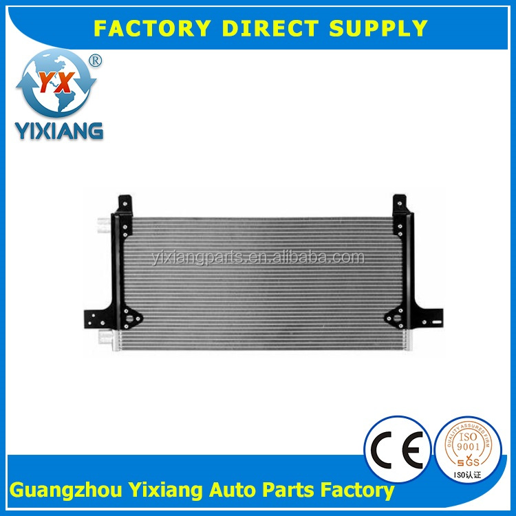 Refrigerant Part Auto Car A/C Cooling Condenser For Man 81619200032