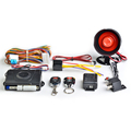 Sheriff car alarm system PIN Switch Car Alarm with two stage sensor