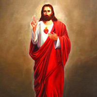 wholesale 3d lenticular picture of jesus christ