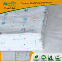100% cotton cloth cotton fabric with customized printing or solid dyed cotton cloth