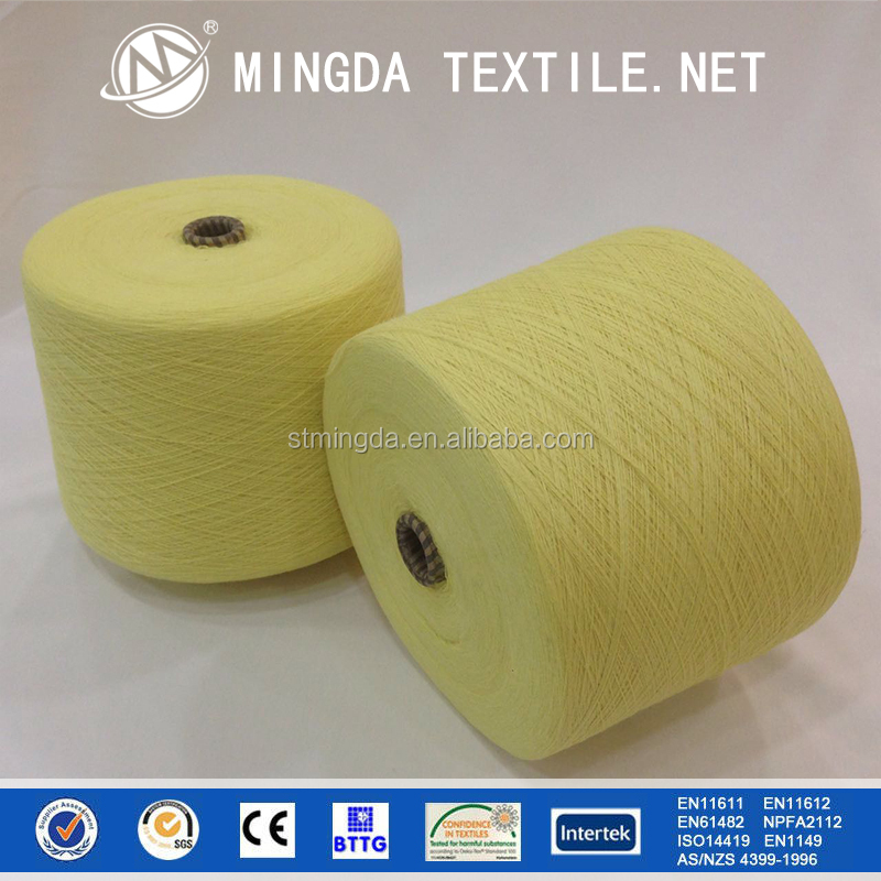 wholesale 100% para aramid fiber glove yarn for knitting