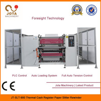 High Speed Thermal Paper Bond Paper POS Paper Slitting Machinery