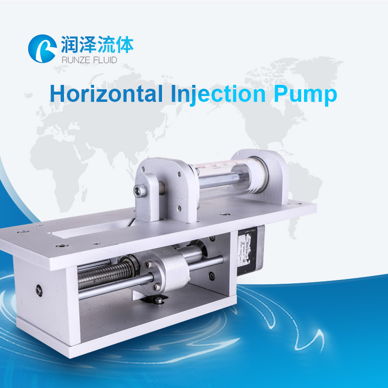 delivery of fluids in precise accurate flow rate syringe pump medical