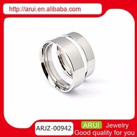 engrave gifts married couple rings for women fashion jewellery bangkok engagement couple rings custom ring 2015