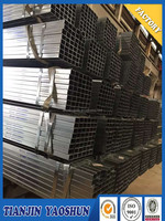 Pre galvanized Square steel tube/Square hollow section