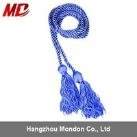 customized colored graduation honor cord rope