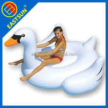 Pvc inflatable floating /promotional water sofa