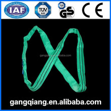 CE GS Competitive Price ,Low MOQ Polyester Round Sling, Endless Slings