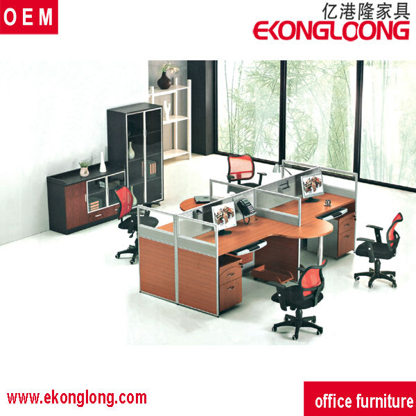 melamine office partitions/movable office partitions/office partition screens