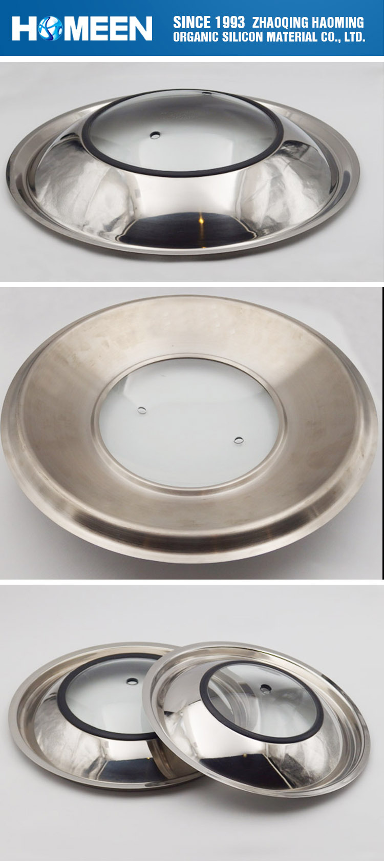 Glass Lids For Pots Pyrex Glass Lid For Cookware Tempered Glass Lid